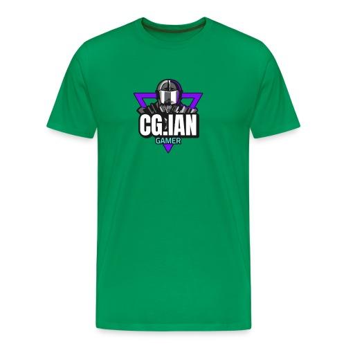 nice and Cool Guy Ian Gamer - Men's Premium T-Shirt