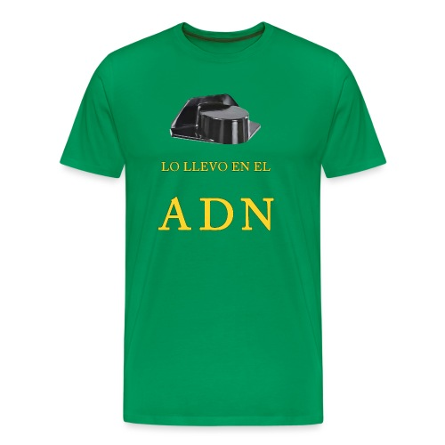 LO LLEVO EN EL ADN - Men's Premium T-Shirt