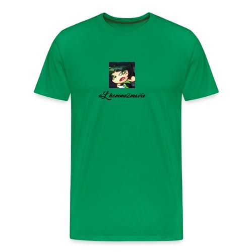 zerzouzer - T-shirt Premium Homme