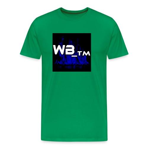 WB TM LOGO - Men's Premium T-Shirt