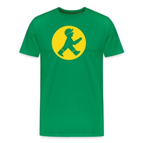 befahrermaennchen - Männer Premium T-Shirt