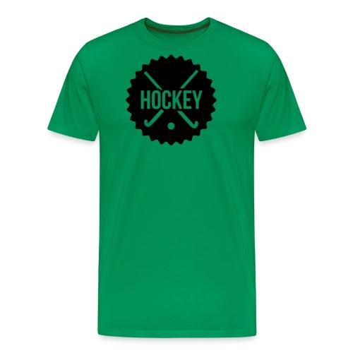 hockey - Mannen Premium T-shirt