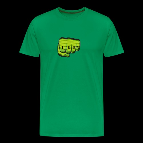 Leon Fist Merchandise - Men's Premium T-Shirt