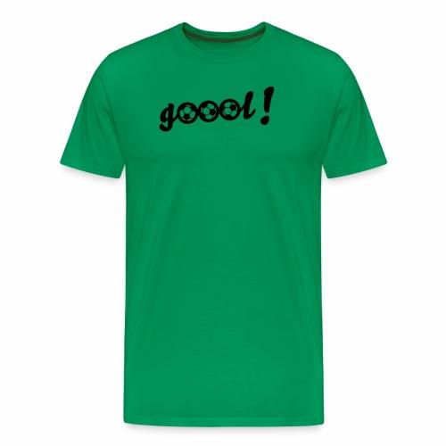 Goool! - Männer Premium T-Shirt