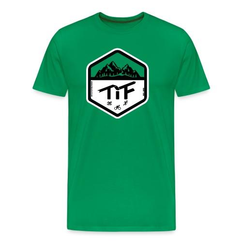 Neues Logo Tri it Fit 2020 - Männer Premium T-Shirt