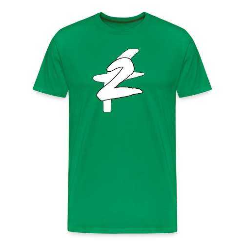 2Face Brust png - Männer Premium T-Shirt
