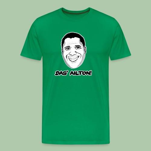 ailton02 - Männer Premium T-Shirt