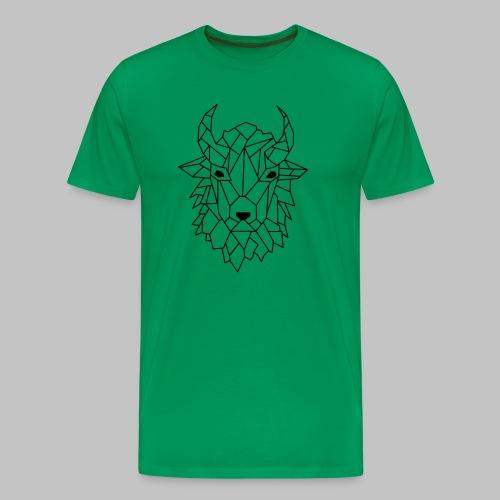 Bison - Men's Premium T-Shirt