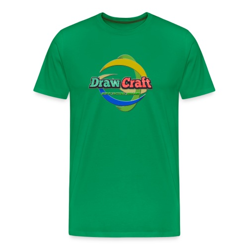 Tazza DrawCraft - Maglietta Premium da uomo