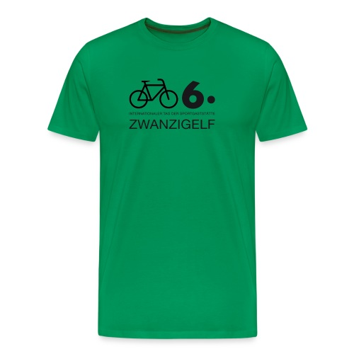 6 itsg - Männer Premium T-Shirt