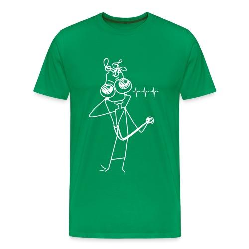 MUSIDOC - Männer Premium T-Shirt