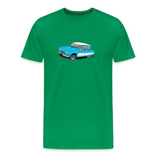 AMI 6 - T-shirt Premium Homme