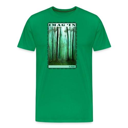 La Forêt - T-shirt Premium Homme