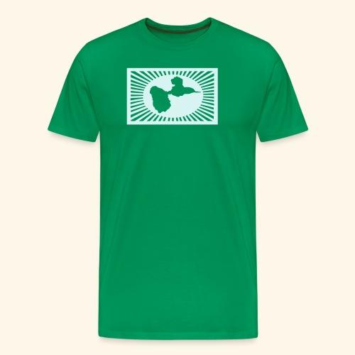 GUADELOUPEsunshine - T-shirt Premium Homme