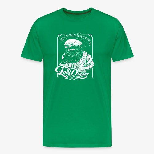 Cool Digger - Men's Premium T-Shirt