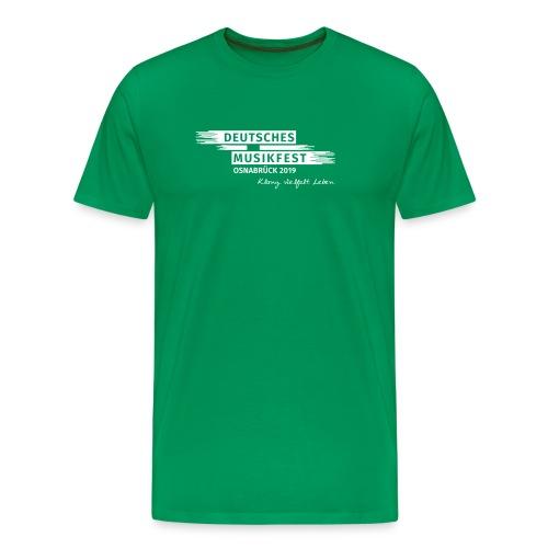 DMF Logo Osnabrück - Männer Premium T-Shirt