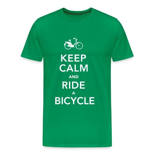 keep calm3 - Männer Premium T-Shirt