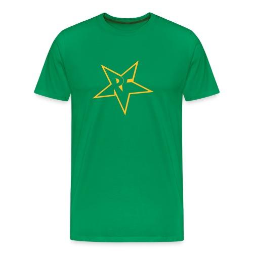 rfstar - Premium-T-shirt herr