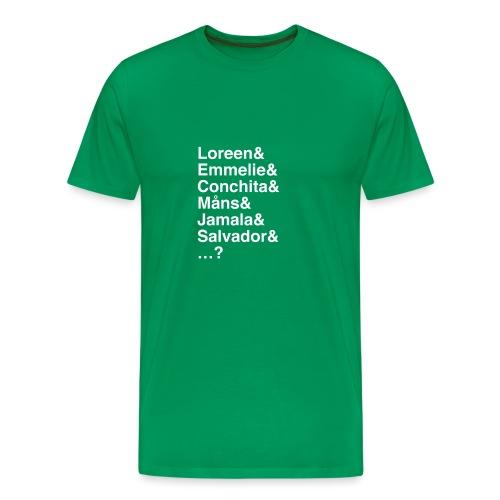 Winners! Who's next? - Men's Premium T-Shirt