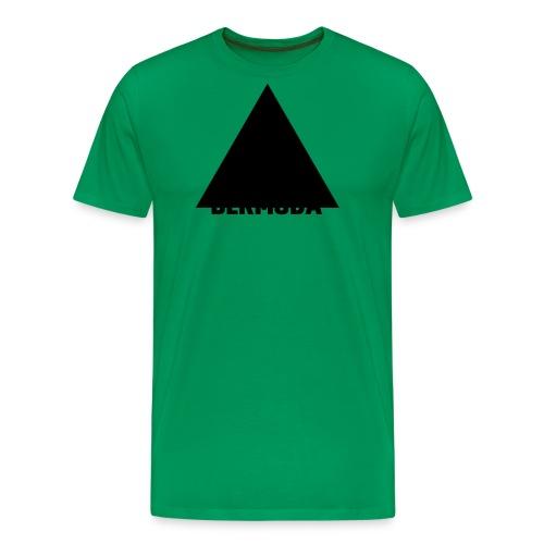 bermudadriehoek - Mannen Premium T-shirt