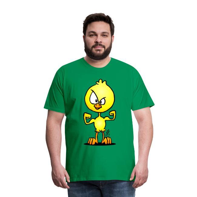 Küken-Power - Männer Premium T-Shirt