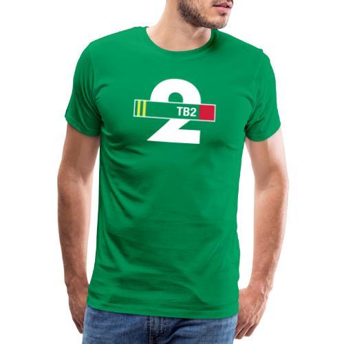 Thunderbird 2 design - Men's Premium T-Shirt