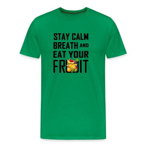 Stay Calm - Men's Premium T-Shirt