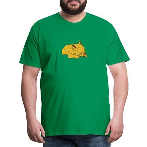 Moofie! - Premium T-skjorte for menn