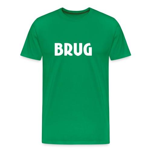 Brug - Mannen Premium T-shirt