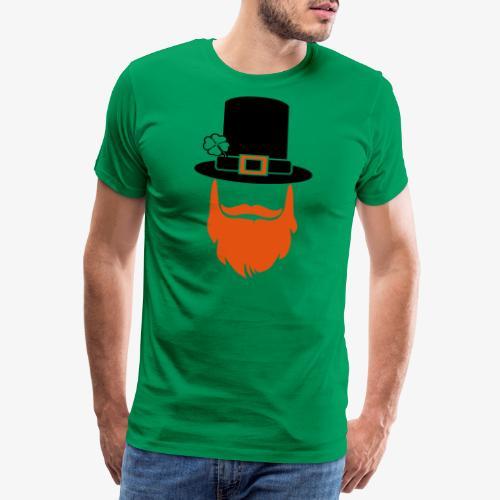 Kobolt mit Bart - Männer Premium T-Shirt