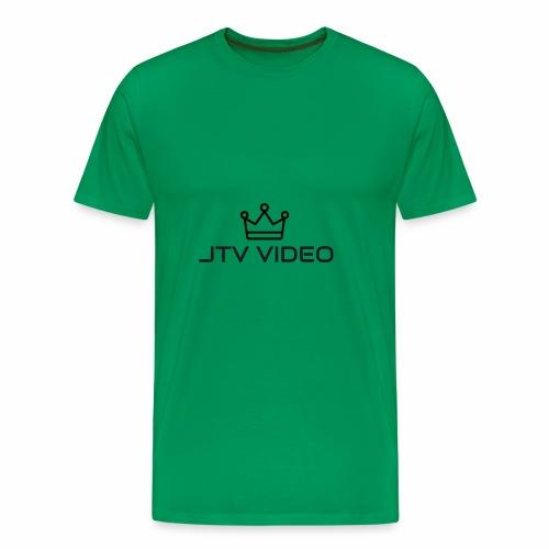 JTV VIDEO - Men's Premium T-Shirt