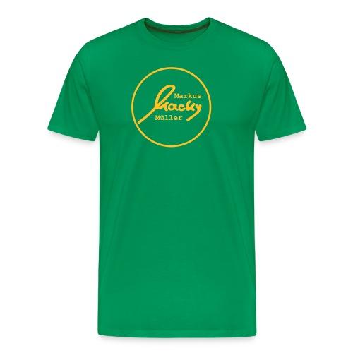 mackylogo_groß - Männer Premium T-Shirt