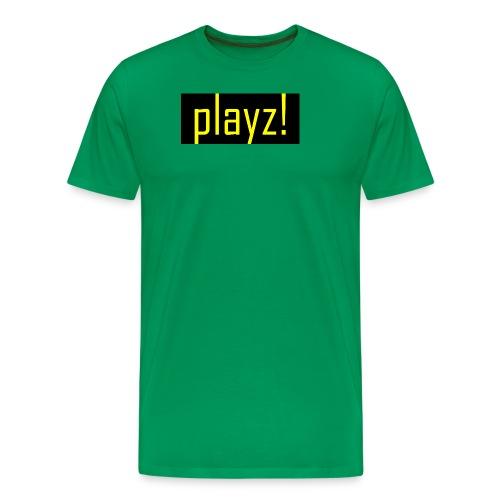test image - Men's Premium T-Shirt