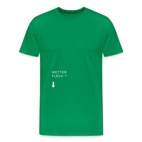 mode wetterfleck - Männer Premium T-Shirt