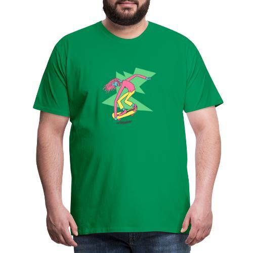 Cuckoo Skateboards - Men's Premium T-Shirt
