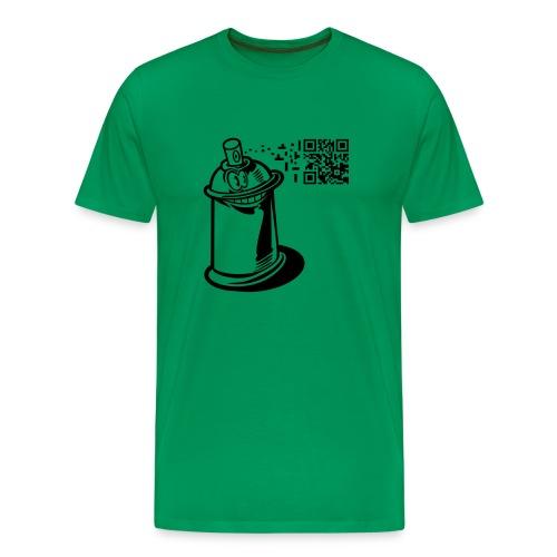 misterspray - Camiseta premium hombre