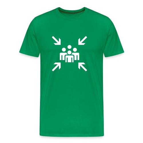 Sammelpunkt - Männer Premium T-Shirt