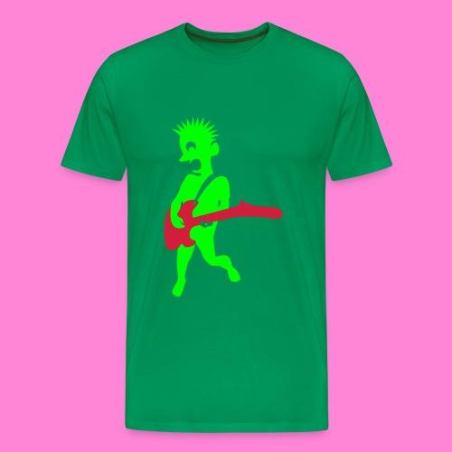 Kaygood guitar kid - Mannen Premium T-shirt