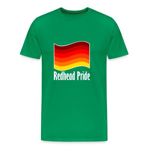 Redhead Pride png - Men's Premium T-Shirt