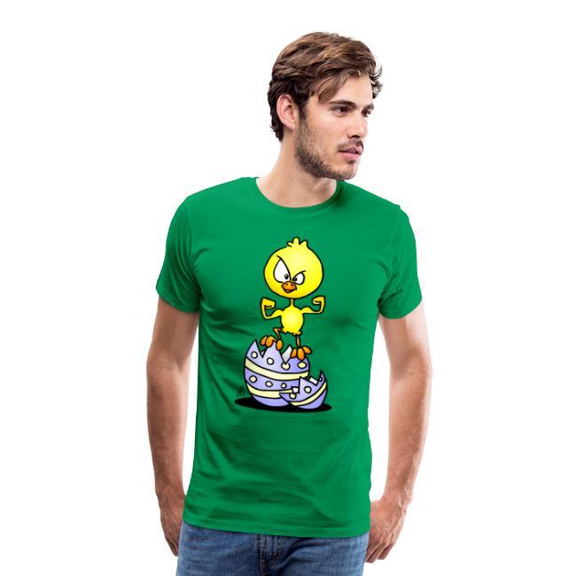 Paaskuiken - Mannen Premium T-shirt