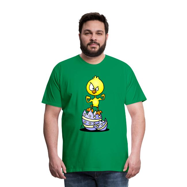 Ostern-Küken - Männer Premium T-Shirt