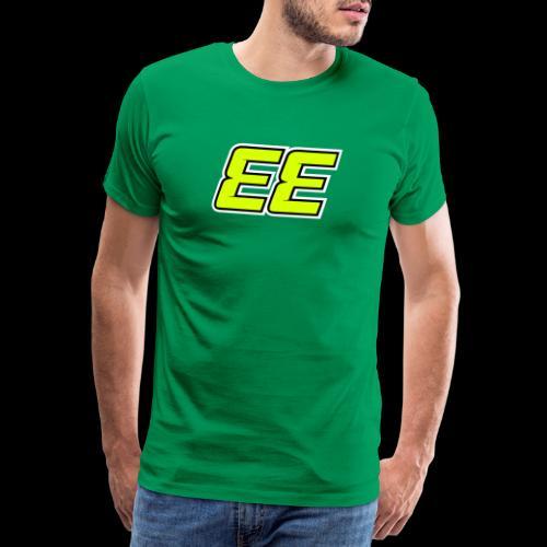 EE - Double E - 33 - Premium-T-shirt herr