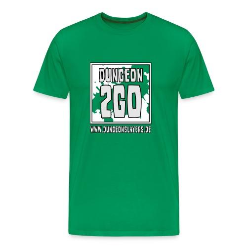 D2G - Männer Premium T-Shirt