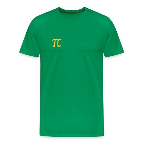 600pxpisymbol - Men's Premium T-Shirt