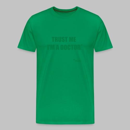 Trust me - Men's Premium T-Shirt