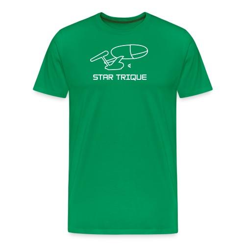 star trique - T-shirt Premium Homme