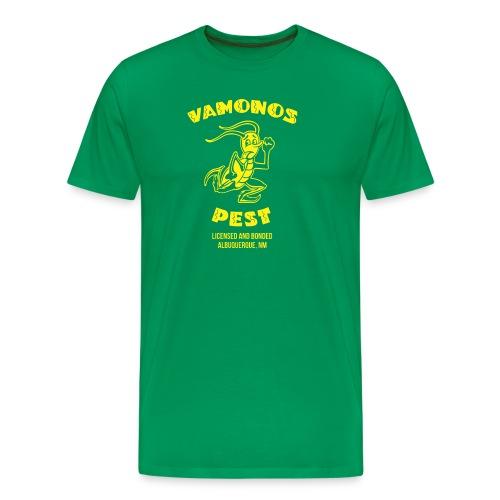 vamonos pest 2 modificato 1 - Maglietta Premium da uomo