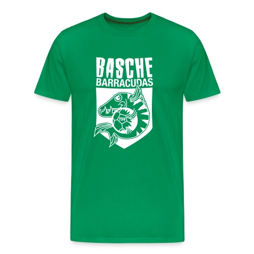 basche barracudas flock - Männer Premium T-Shirt