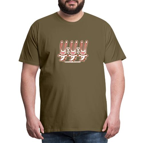 Whee! - Men's Premium T-Shirt