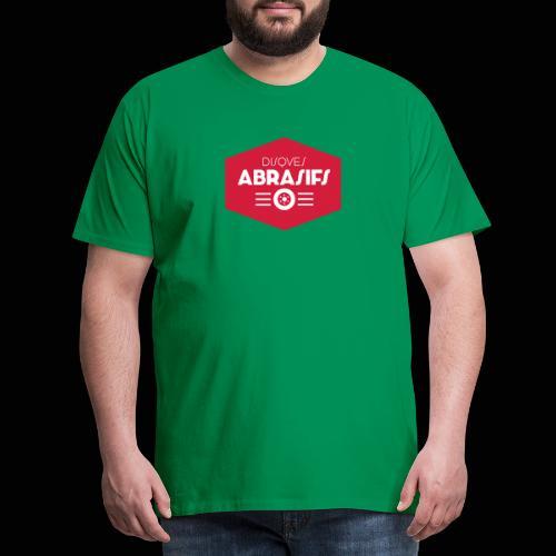 Official Disques Abrasifs Merch' - T-shirt Premium Homme